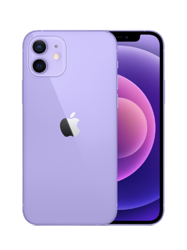 iPhone 12 Purple