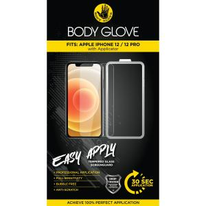 Body Glove iPhone 12|12 Pro Easy Apply Tempered Glass