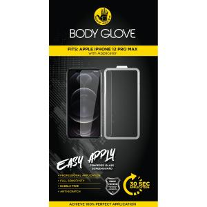 Body Glove iPhone 12 Pro Max Easy Apply Tempered Glass