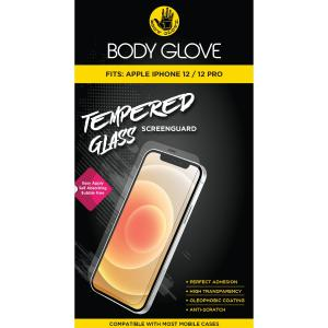 Body Glove iPhone 12|12 Pro Fullglue Tempered Glass