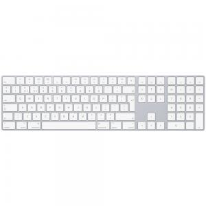 Magic Keyboard With Numeric Keypad -Silver