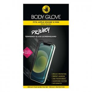 Body Glove iPhone 12 Mini Privacy Tempered Glass