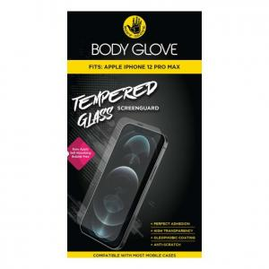 Body Glove iPhone 12 Pro Max Fullglue Tempered Glass