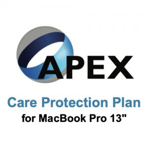 "APEX Care Protection Plan for MacBook Pro 13"" (1yr Standard Warranty + 2 yrs Extended Warranty)"